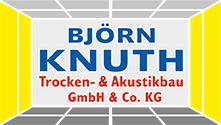 knuth logo aurich trockenbau